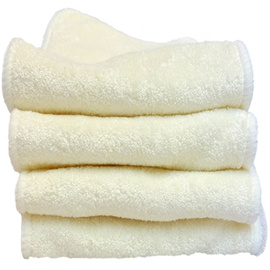 Bamboo & Microfibre Boosters x 10