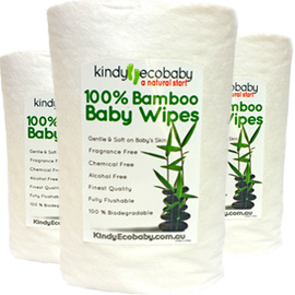 Bamboo Dry Wipes x  1320 Sheet Bulk Buy Pack
